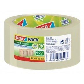 Tesa Eco PP Tape 50mmx66m Clear PK6