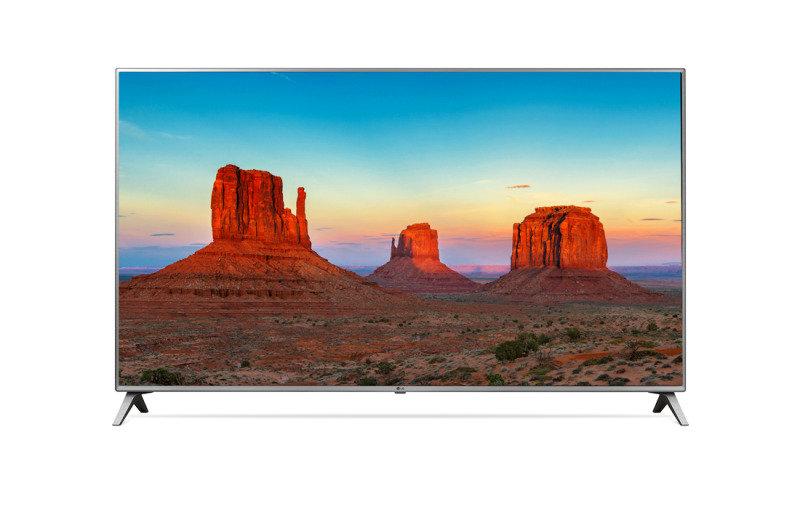 """LG 55"""" 4K UHD HDR LED Smart TV"""