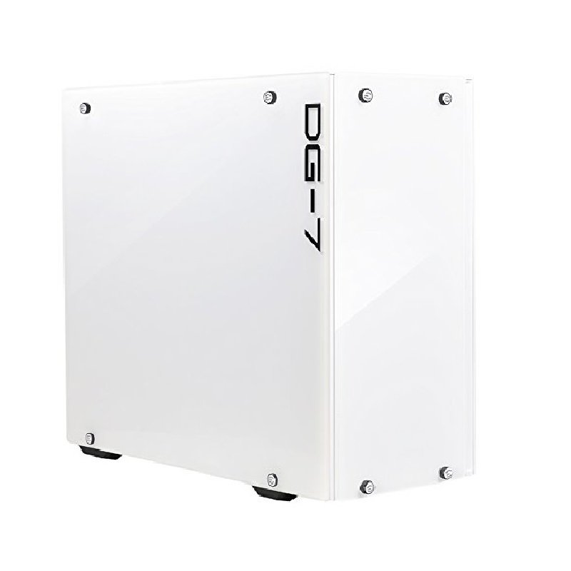 EVGA DG-75 Alpine White Mid-Tower Case