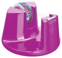 Tesa Easy Cut Compact Dispenser Pink