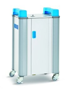 Lapcabby TabCabby 16H Compact Tablet Trolley - Store & Charge
