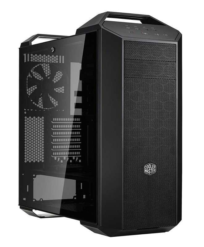 CoolerMaster MasterCase MC500 Mid Tower Case