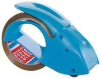 Tesa Hand Packaging Tape Dispenser Blue