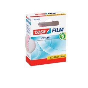 Tesafilm Crystal Tape 19mmx33m