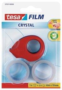 Tesafilm Mini Disp RD w/2 rolls 19mmx10m