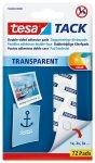 Tesa Transparent Tack Double Sided PK72