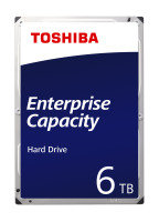 "Toshiba Enterprise HDD 6TB 3.5"" SAS 12Gbit/s 7200RPM"