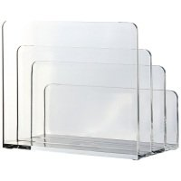 Osco Clear Acrylic Letter Holder