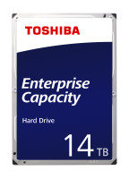 Toshiba 14TB Enterprise HDD MG Series
