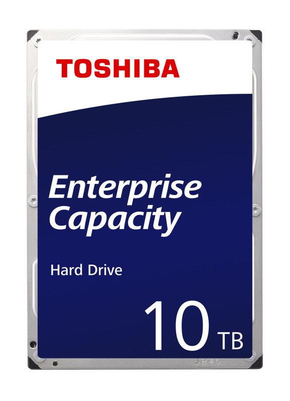 Toshiba 10TB Enterprise HDD MG Series