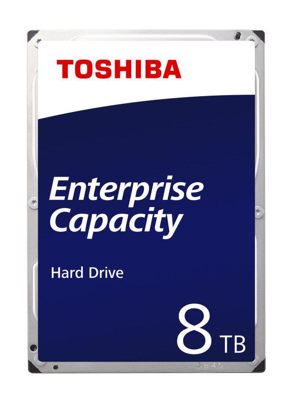 Toshiba 8TB Enterprise HDD MG Series