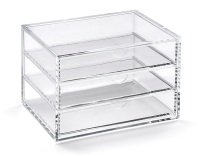 Osco Acrylic 3 Drawer Chest- mini