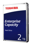 Toshiba 2TB Enterprise HDD MG Series