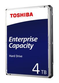 Toshiba 4TB Enterprise HDD MG Series