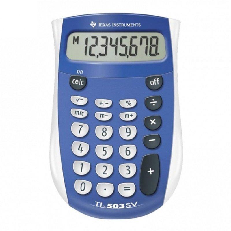 Ti-503 Sv Pocket Calculator
