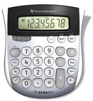 TI-1795 SV Mini Desktop Calculator