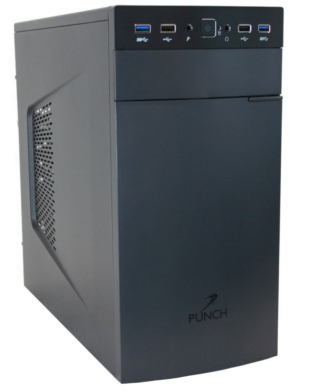 Punch Technology i5 Ubuntu Desktop PC