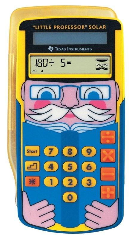 TI-Little Professor Education Calculator