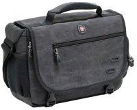 Wenger Messenger Camera Bag  Black