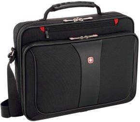 Wenger Impulse 15.6 Laptop Brief  Black