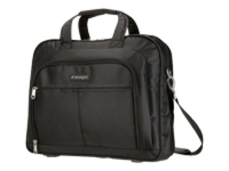 Kensington Simply Deluxe Laptop Bag - Top Loading - For Laptops Up To 15.4""