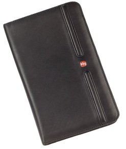 Wenger Personal 120 Case  Leather  Black