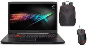 ASUS ROG Strix GL702VS 1070 Gaming Laptop Bundle