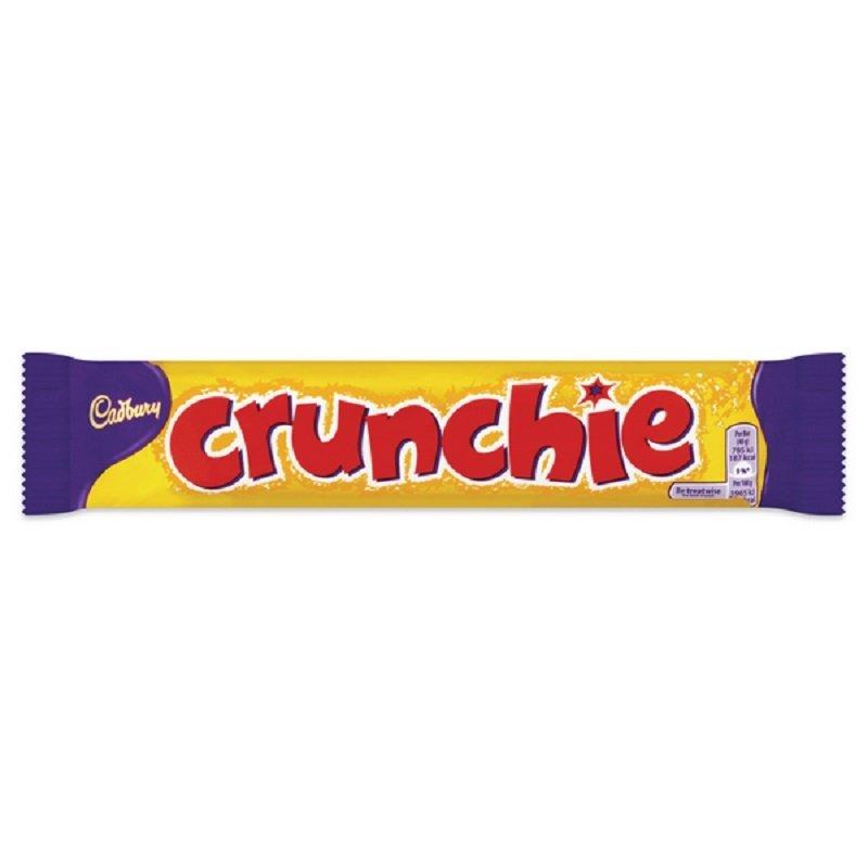 Cadbury Crunchie 40g (Pack of 48)