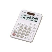 Casio MX-8B-WE Desktop Calculator