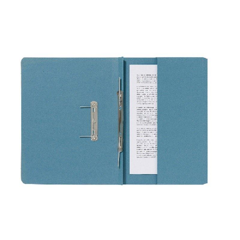 Guildhall Blue Pocket Spiral File (Pack of 25)