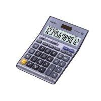 Casio DF-120TERII 12-Digit Desktop Calculator (Silver)