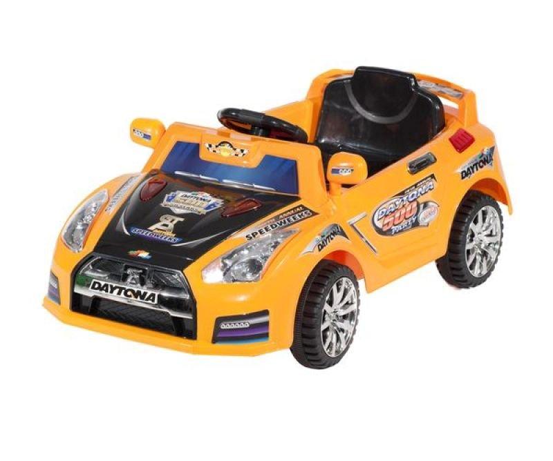 Xenta 6V City Orange Ride On Race Car