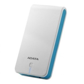 ADATA P20100 White and Blue Power Bank