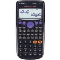 Casio FX-83GT PLUS (10+2 Digit) Scientific Calculator (Black)