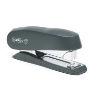 Luna (727) Half Strip Front Loading Stapler Charcoal