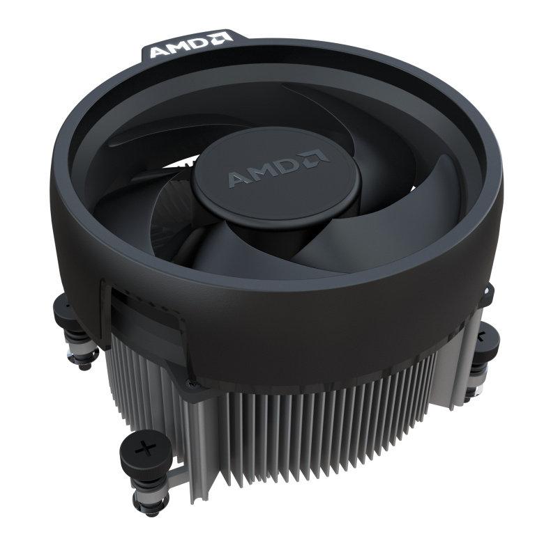EXDISPLAY AMD Ryzen 5 2600X AM4 Processor with Wraith Spire Cooler