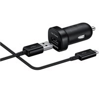 Samsung Fast Car Charge Adapter (USB Type-Micro) Black