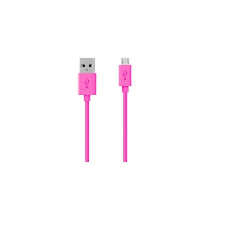 Belkin MIXIT Micro USB Pink 2M Cable