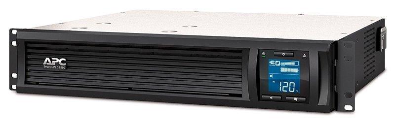 APC Smart-UPS C SMC1500I-2UC 900 Watt / 1500 VA with APC SmartConnect
