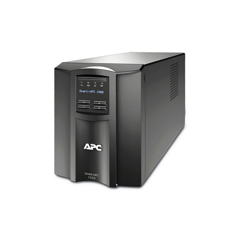 APC Smart-UPS SMT1500IC 1000 Watt / 1500 VA with APC SmartConnect