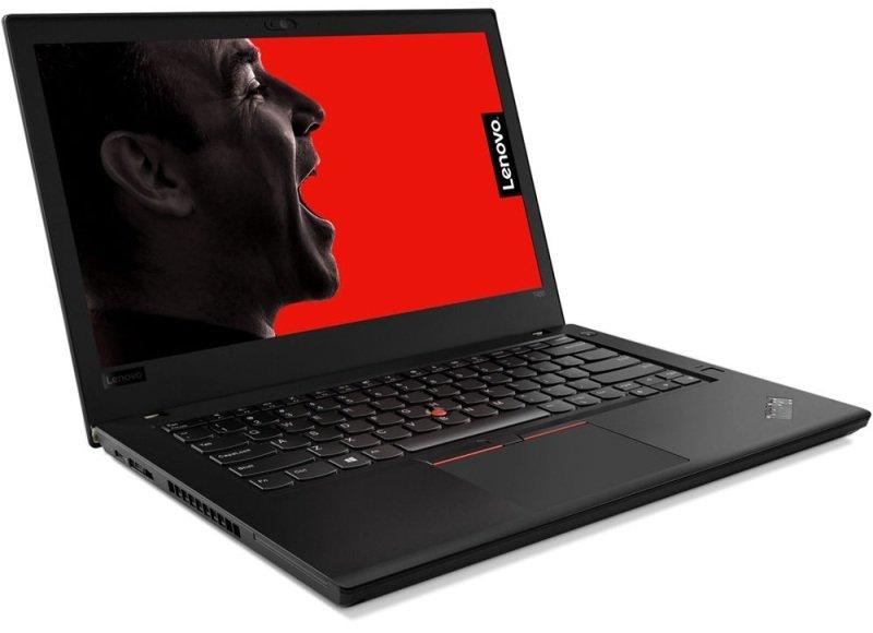"""Lenovo ThinkPad L480 20LS Intel Core i5, 14"""", 8GB RAM, 500GB HDD, Windows 10, Notebook - Black"""