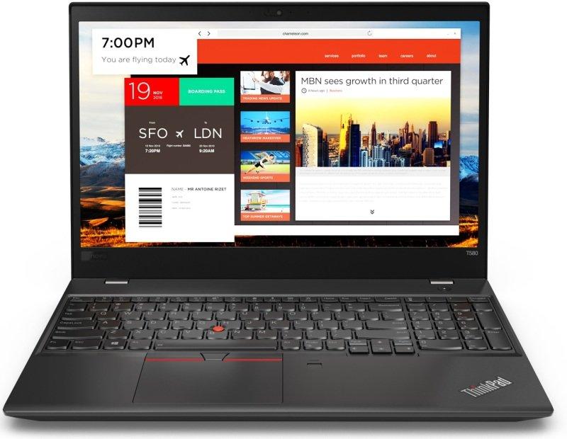 Lenovo ThinkPad T580 Laptop