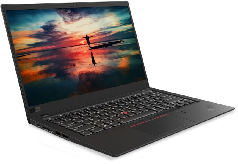 "Lenovo ThinkPad X1 Carbon 20KH Intel Core i7, 14"", 8GB RAM, 256GB SSD, Windows 10, Ultrabook - Black"
