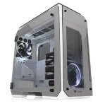 Thermaltake View 71 Tempered Glass Snow Full Tower Case