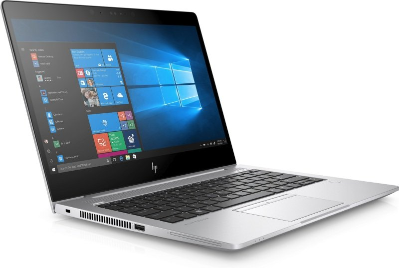 "HP EliteBook 830 G5 Intel Core i7, 13.3"", 8GB RAM, 256GB SSD, Windows 10, Notebook - Silver"