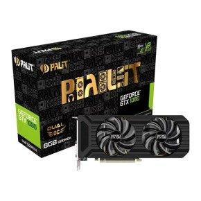 Palit GeForce GTX 1080 Dual OC 8GB Graphics Card