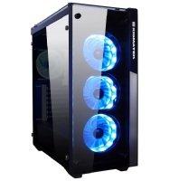Xigmatek Prosper RGB Black Mid Tower Case