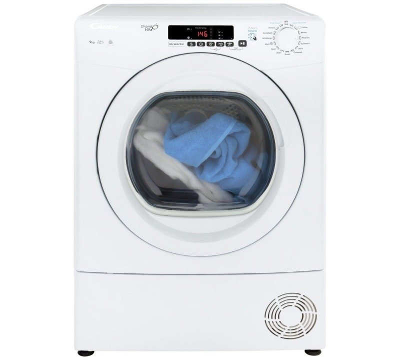 Candy GVS C9DG Freestanding 9kg Condenser Tumble Dryer