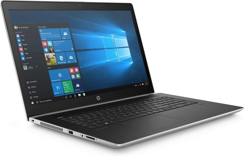 "HP ProBook 470 G5 Intel Core i5, 17.3"", 8GB RAM, 1TB HDD, Windows 10, Notebook - Silver"