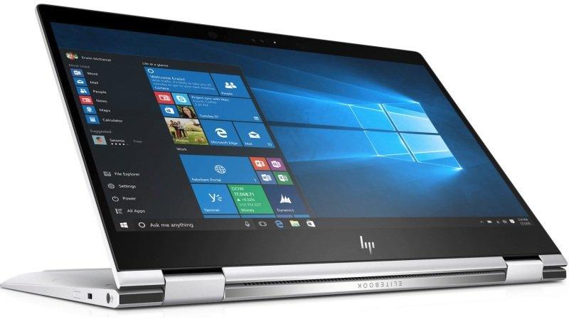 "HP EliteBook x360 1020 G2 2-in-1 Laptop, Intel Core i7-7600U 2.8GHz, 16GB RAM, 1TB SSD, 12.5"" 4k Touch, No-DVD, Intel HD, WIFI, Bluetooth, Windows 10 Pro"